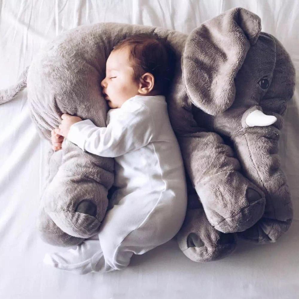 Cutest Plush Elephant Toy Pillow